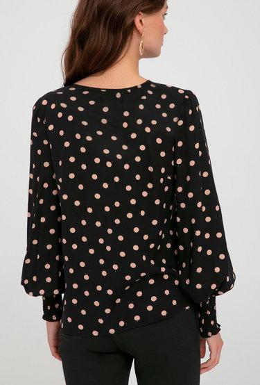 Bluzka z kropki Sabrina - Gatta