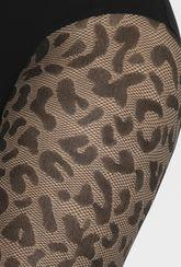 Rajstopy w zwierzęce cętki Wild Cat wz. 04 - Gatta