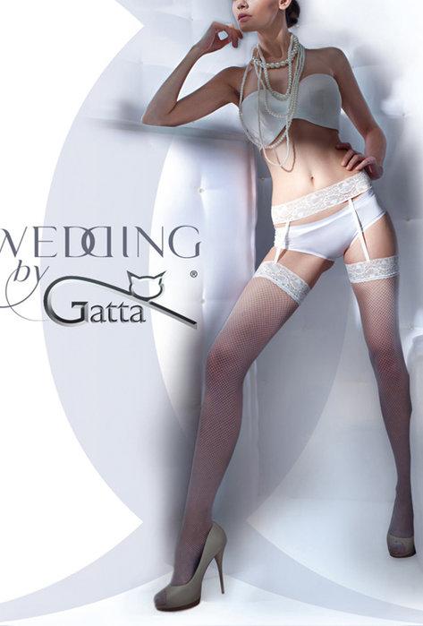 POŃCZOCHY ŚLUBNE BELLISSIMA - 02 - Gatta