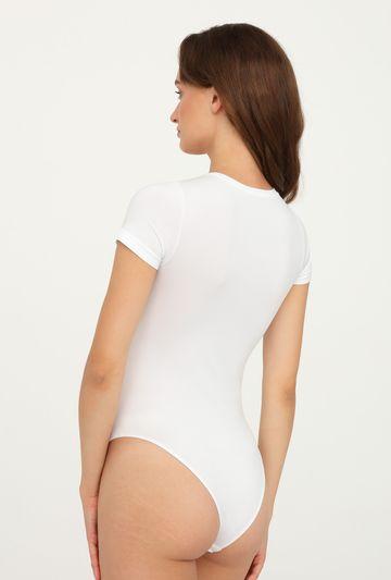 Klasyczne body z krótkim rękawem Body T-shirt - Gatta