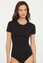 Bawełniany t-shirt z krótkim rękawem T-shirt Cotton - Gatta