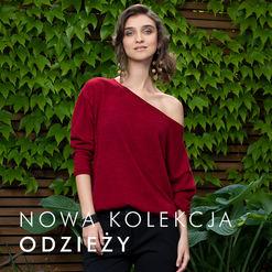 Nowa kolekcja odzieży