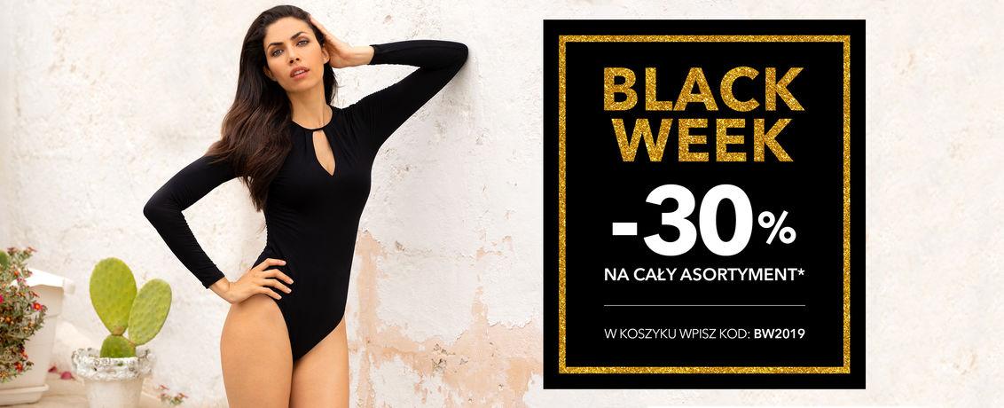 BLACK WEEK z Gatta! -30% na cały asortyment!