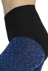 Rajstopy damskie z geometrycznym wzorem Sassi wz. 07 - Gatta