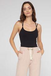 Bawełniane spodnie dresowe Cara - Gatta