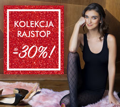 Rajstopy do -30%