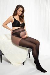 Rajstopy ciążowe Mamma 40 den - Gatta
