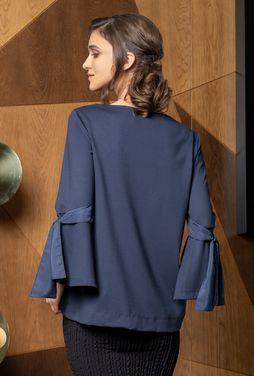 Bluzka z szerokimi rękawami Kristie - Gatta