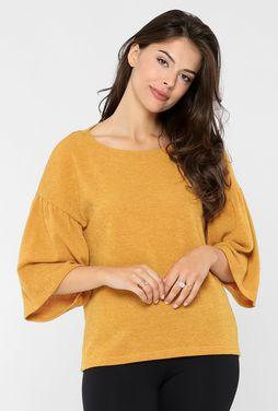 Sweter z rękawem 3/4 Miro - Gatta