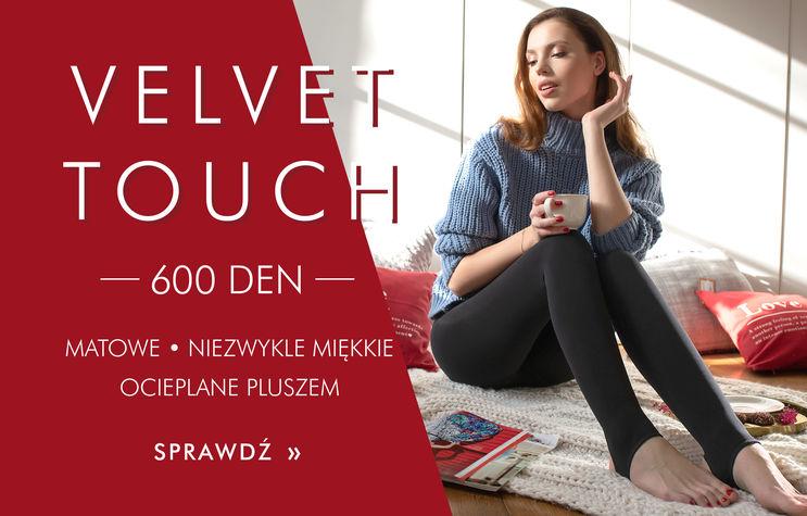 Velvet Touch 600 DEN