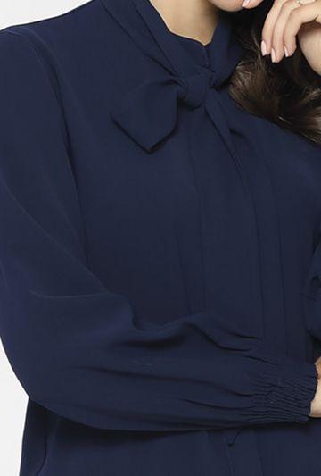 Bluzka wiązana pod szyją Terra - Gatta
