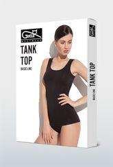 Bluzka bezszwowa z szerokimi ramiączkami Tank Top - Gatta