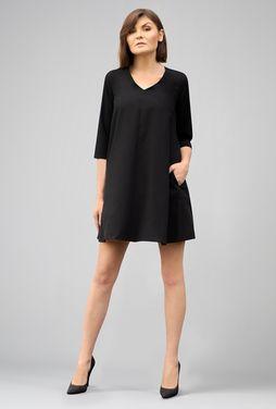 Rozkloszowana sukienka mini Mallow - Gatta