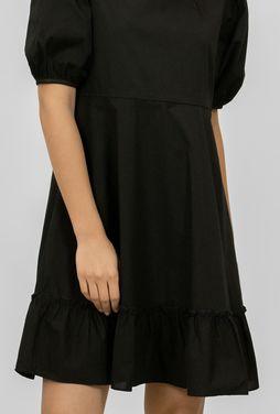 Sukienka z bufiastymi rękawami Mariell - Gatta