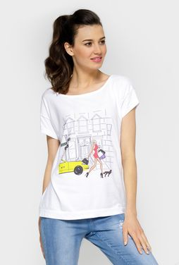 Bluzka T-shirt Cotton Sweet 00 - Gatta