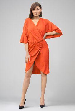 Sukienka z rękawem typu nietoperz Zoja - Gatta