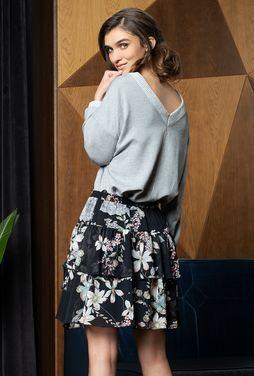 Spódnica w kwiaty Lily - Gatta