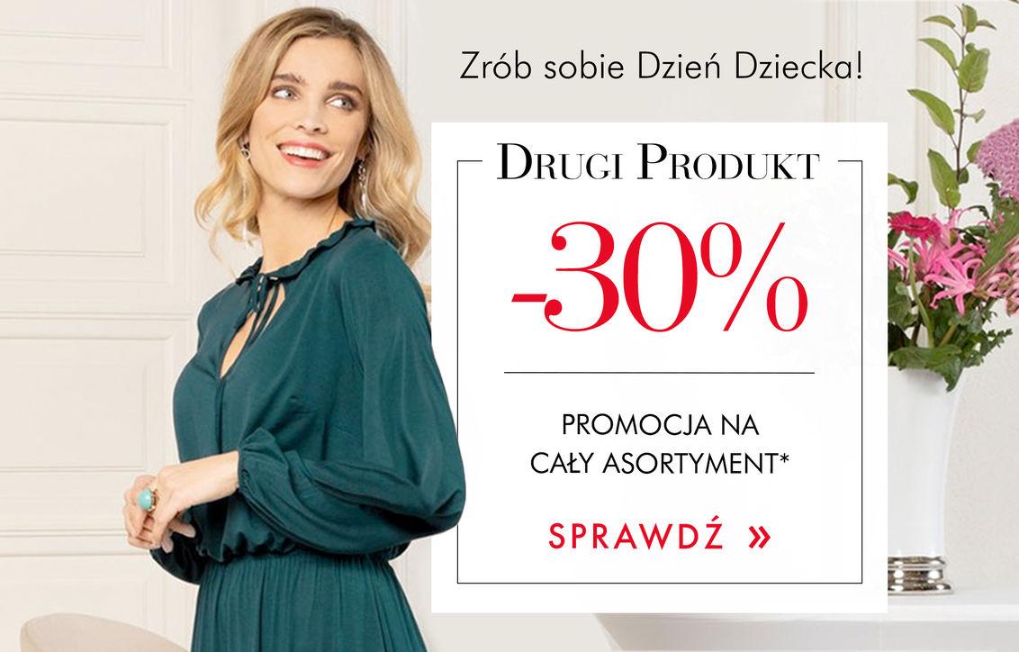 92d3807a2e -30% na drugi produkt!
