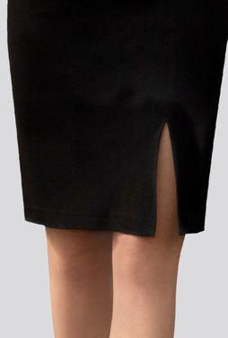 Dopasowana spódnica z rozcięciem Lila - Gatta