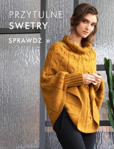 Przytulne Swetry