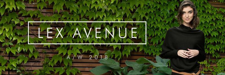 Nowa kolekcja odzieży Lex Avenue