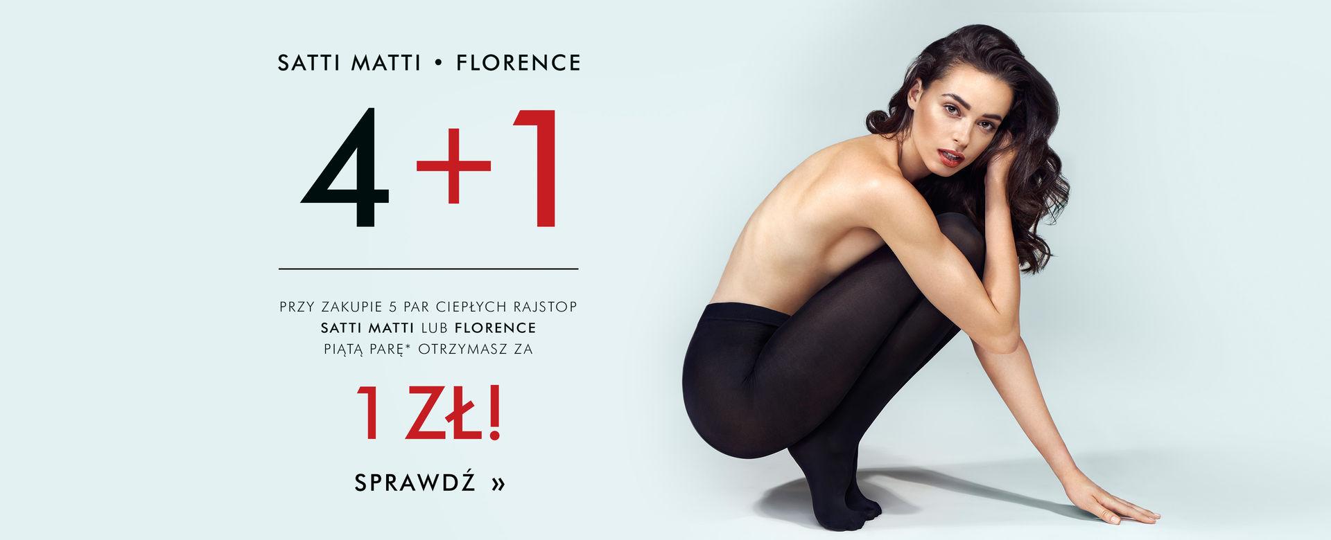 Satti Matti i Florence 4+1
