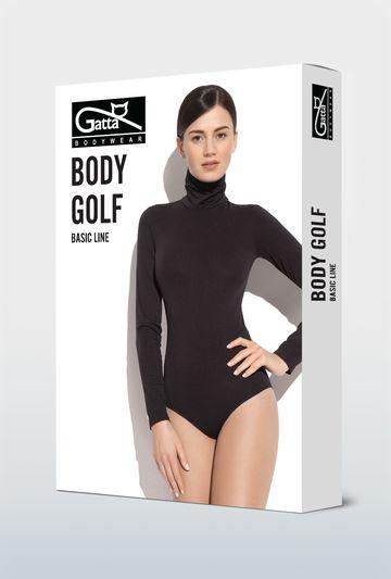 Body z golfem i długim rękawem Body Golf - Gatta