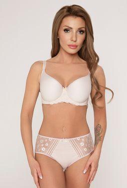 Majtki bikini z koronkowymi wstawkami Gaja 01 - Gatta