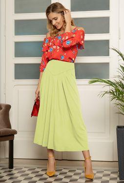 Zwiewna spódnica Maxi Jessie - Gatta
