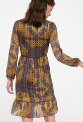 Zwiewna sukienka przed kolano Amorotto - Gatta