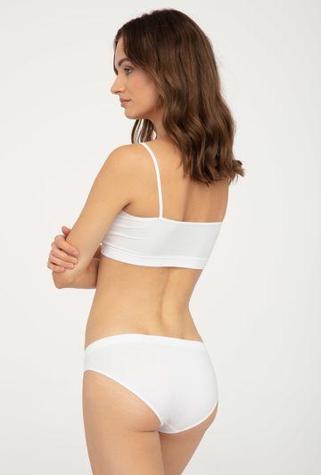 Majtki bezszwowe Bikini Basic - Gatta