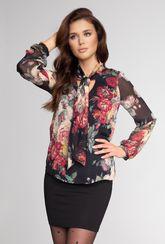 Koszula w kwiaty Amorotto - Gatta