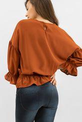 Bluzka w stylu boho Mariell - Gatta