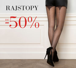 Rajstopy do -50%